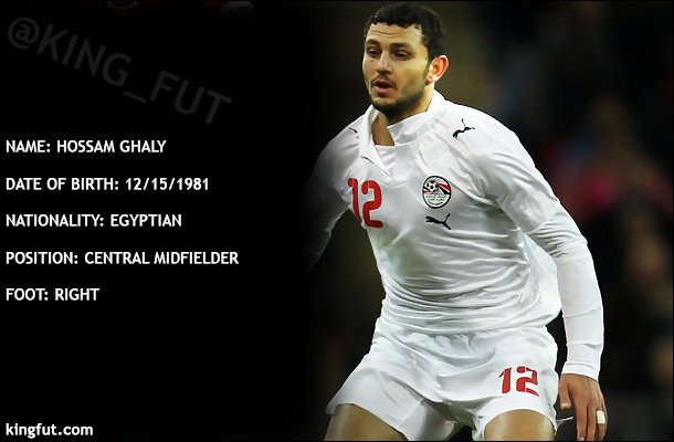 Hossam Ghaly Profile