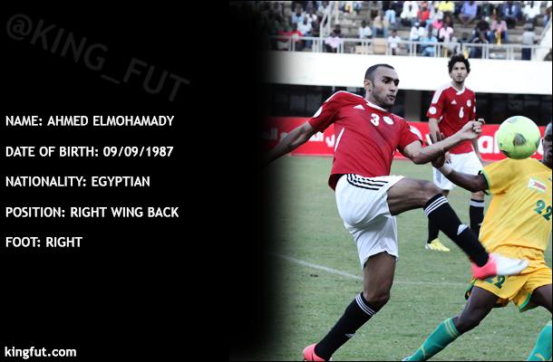 Ahmed Elmohamady Profile