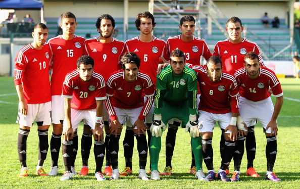 Egyptian U23s