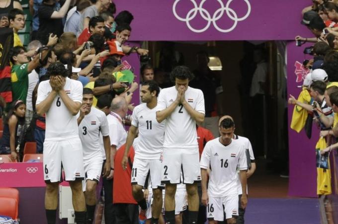 Egypt 3-1 Belarus