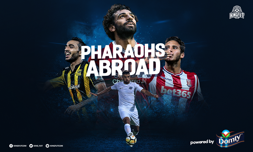 Pharaohs Abroad