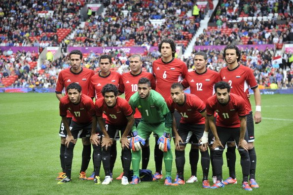Egypt Olympic Team - London 2012