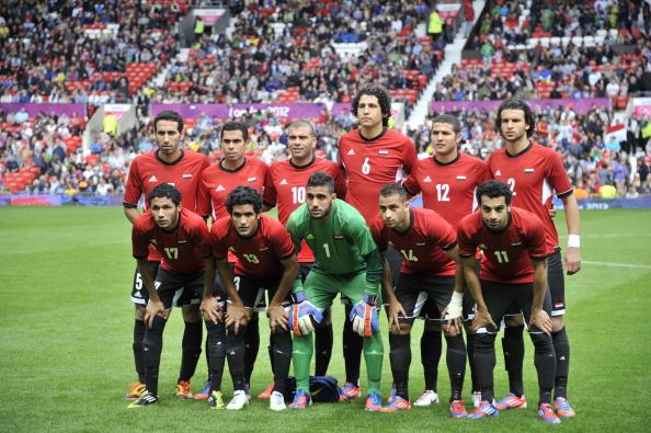 Egypt Olympic Team - London 2012