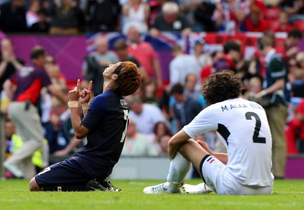 Egypt 0-3 Japan