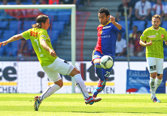 Salah debut