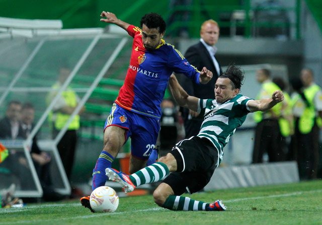 Salah vs Sporting Lisbon
