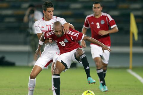 Egypt vs Tunisia