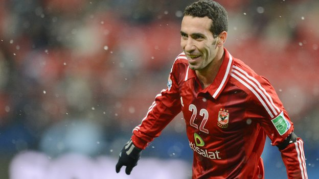 Abou-Treika - Club World Cup