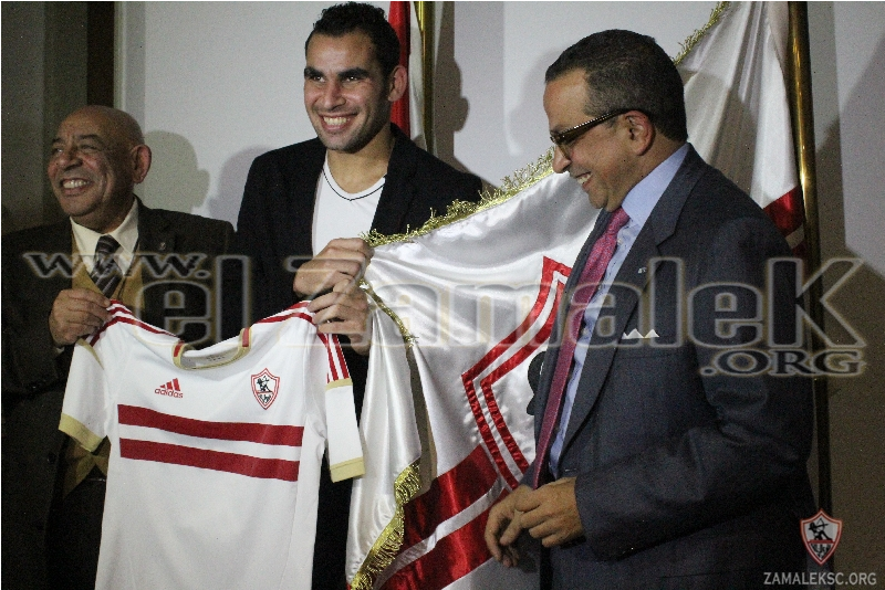 Ahmed Eid joins Zamalek