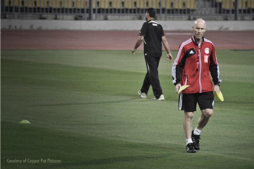Bob Bradley - Egypt