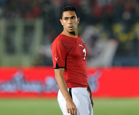 Ahmed Fathi - Arsenal trial