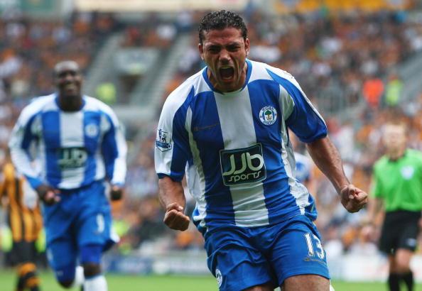 Amr Zaki great striker