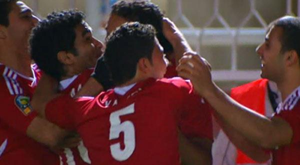 Egypt U20 vs Ghana