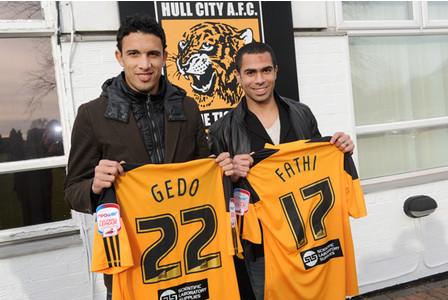 Gedo & Fathi - Hull City signings
