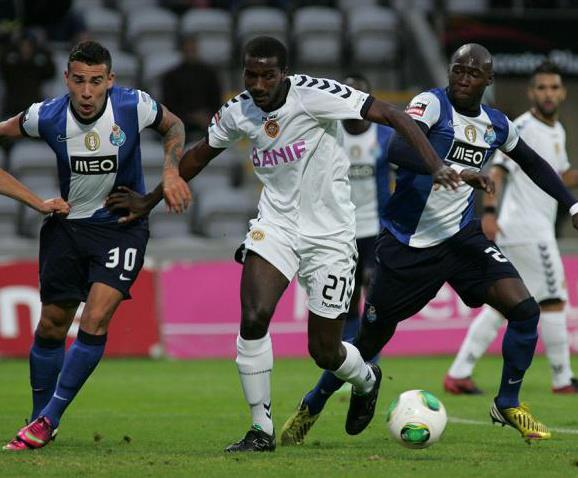 Aly Ghazal on FC Porto's radar