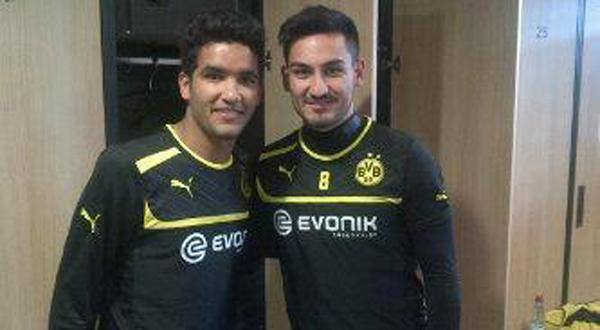 Gomaa - Borussia Dortmund trial