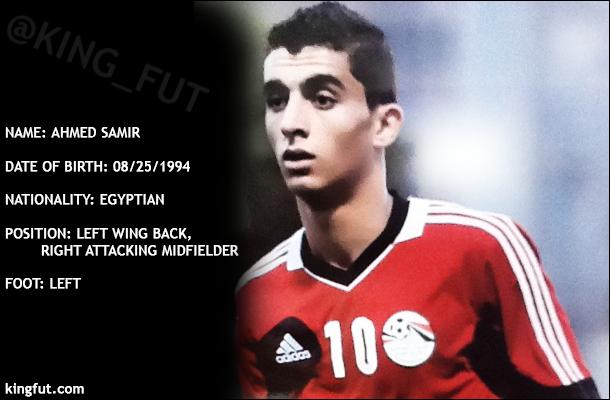 Ahmed Samir - Egypt