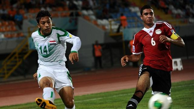 Egypt vs Iraq U20 World Cup - Rami Rabia
