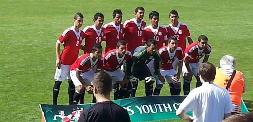 Egypt U-20s lose vs Brazil