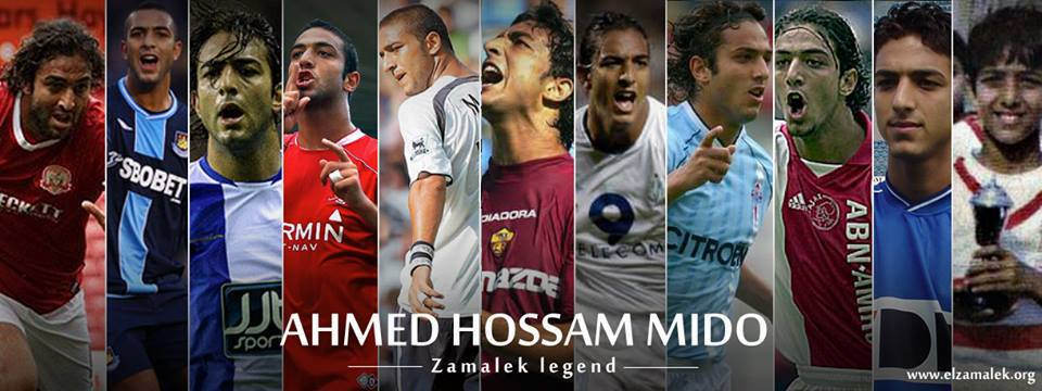 Mido career