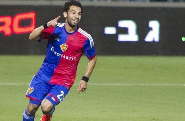 Salah FC Basel UCL