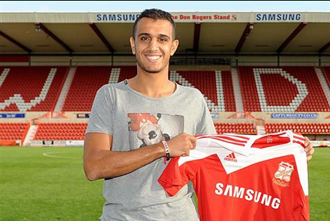 El-Gabas signs Swindon Town