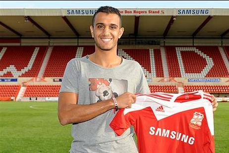 El-Gabas signs Swindon Town
