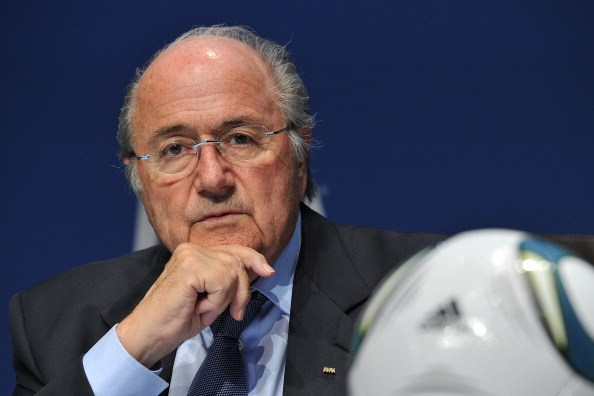 Sepp Blatter - FIFA Rankings