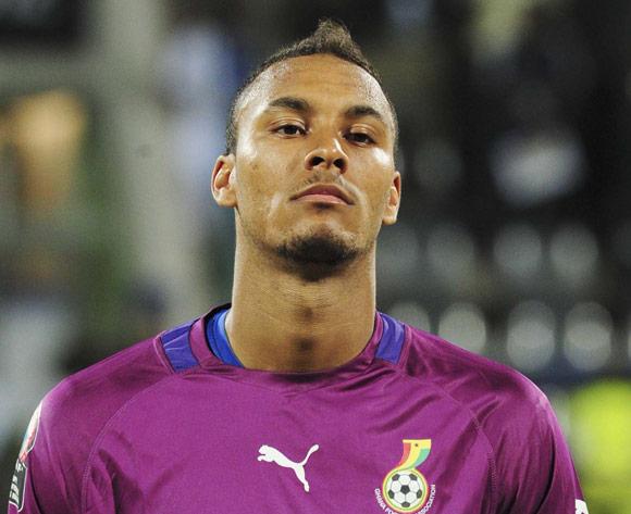 Ghana goalkeeper Adam Kwarasey