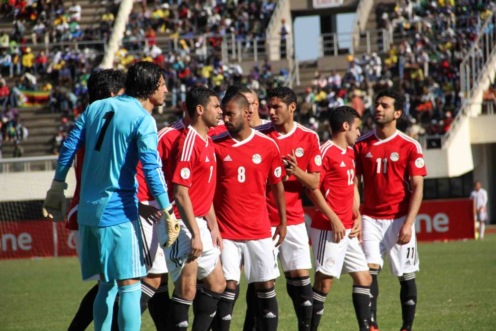 Egypt national team - FIFA Rankings