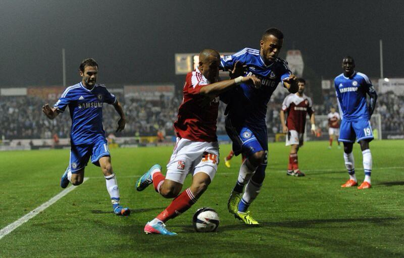 El-Gabas vs Chelsea