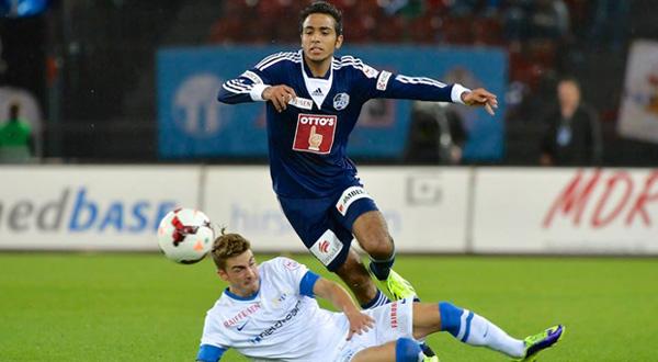 Mahmoud Kahraba - Luzern terminate