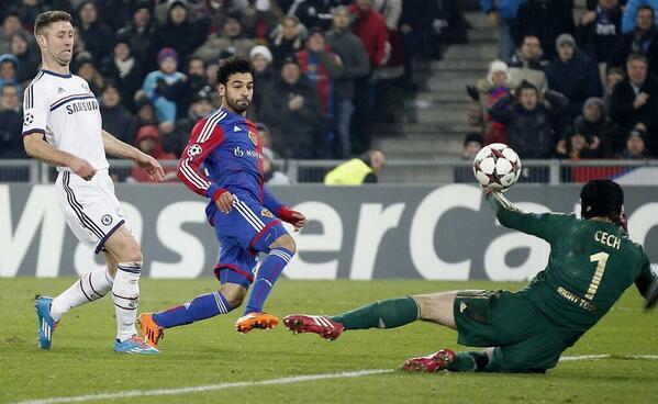 Salah upsets Chelsea