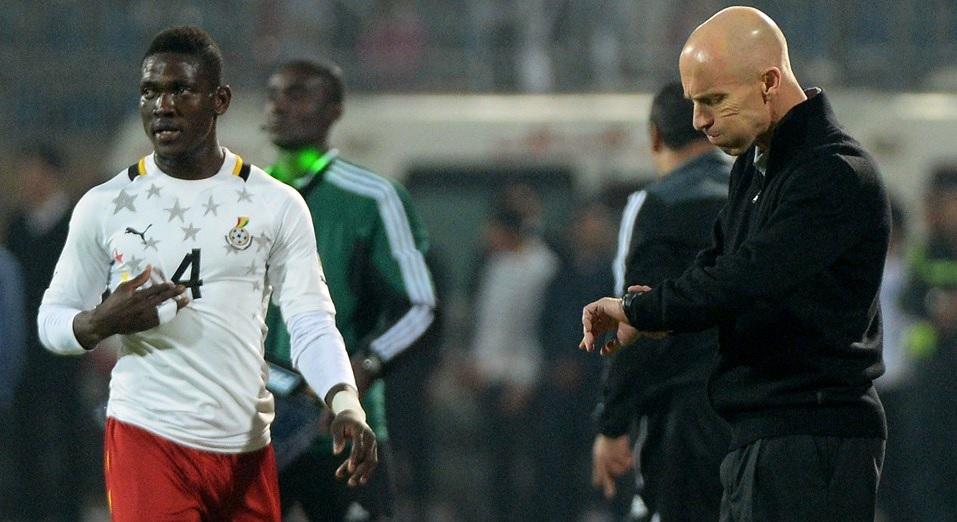 Bob Bradley vs Ghana - FIFA