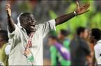 Ghana U20 2009 coach Tetteh