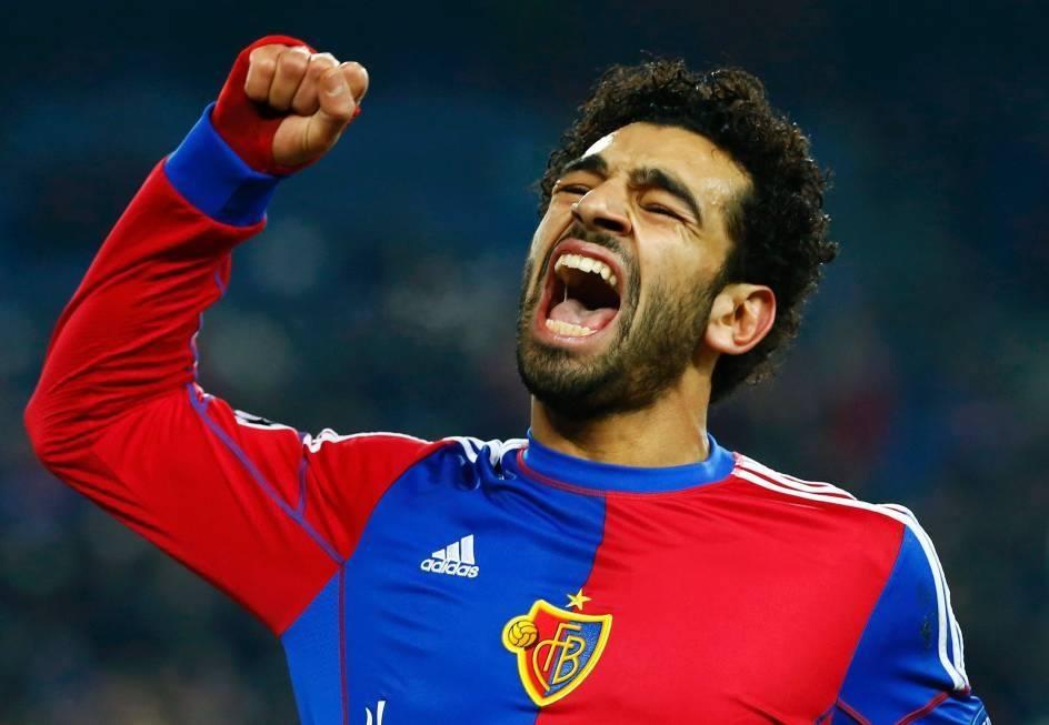 Salah vs Chelsea
