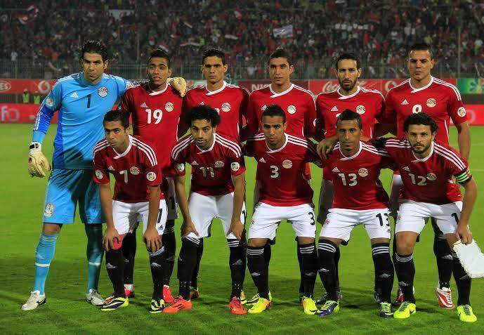 Egyptian National Team vs Ghana