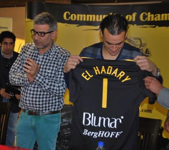 Essam El-Hadary - WDFC