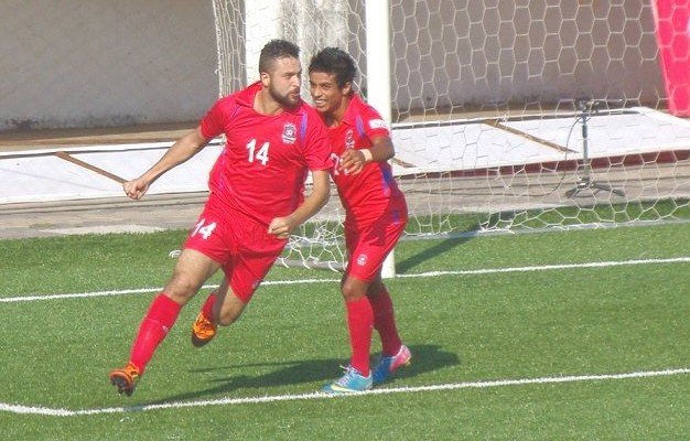 Abdelhameed Shabana - debut goal