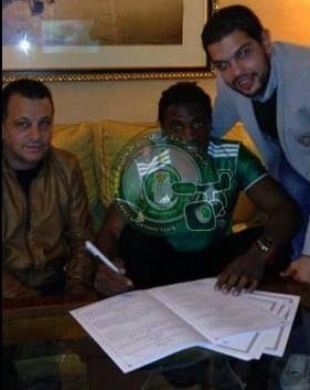 Al Ahly Tripoli sign Jebor