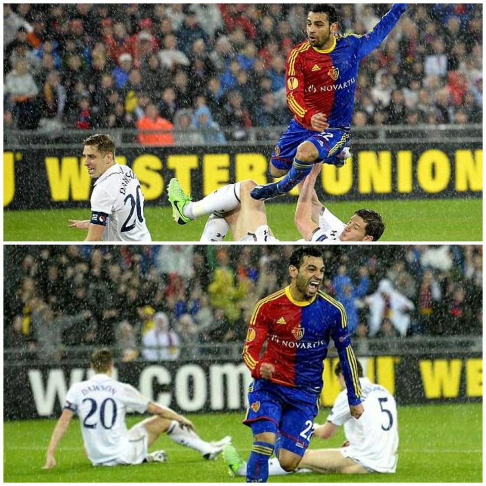 Mohamed Salah - Chelsea's Pharaoh vs Tottenham
