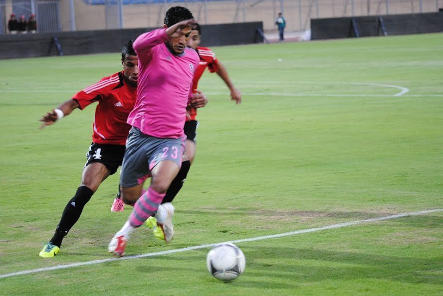 Zamalek vs Gaish - Matchday 4