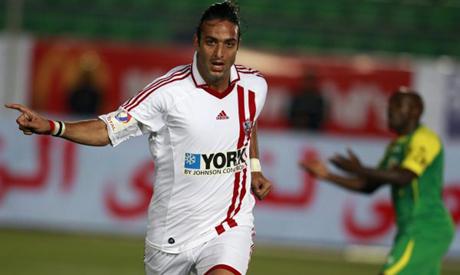 Mido Zamalek manager