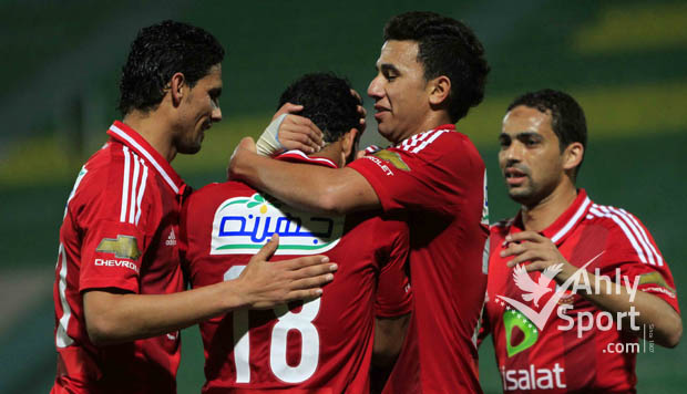 Al Ahly remain top - 3-0 vs Al Ragaa