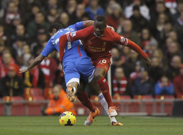 Ahmed Elmohamady - Liverpool 2-0 Hull City