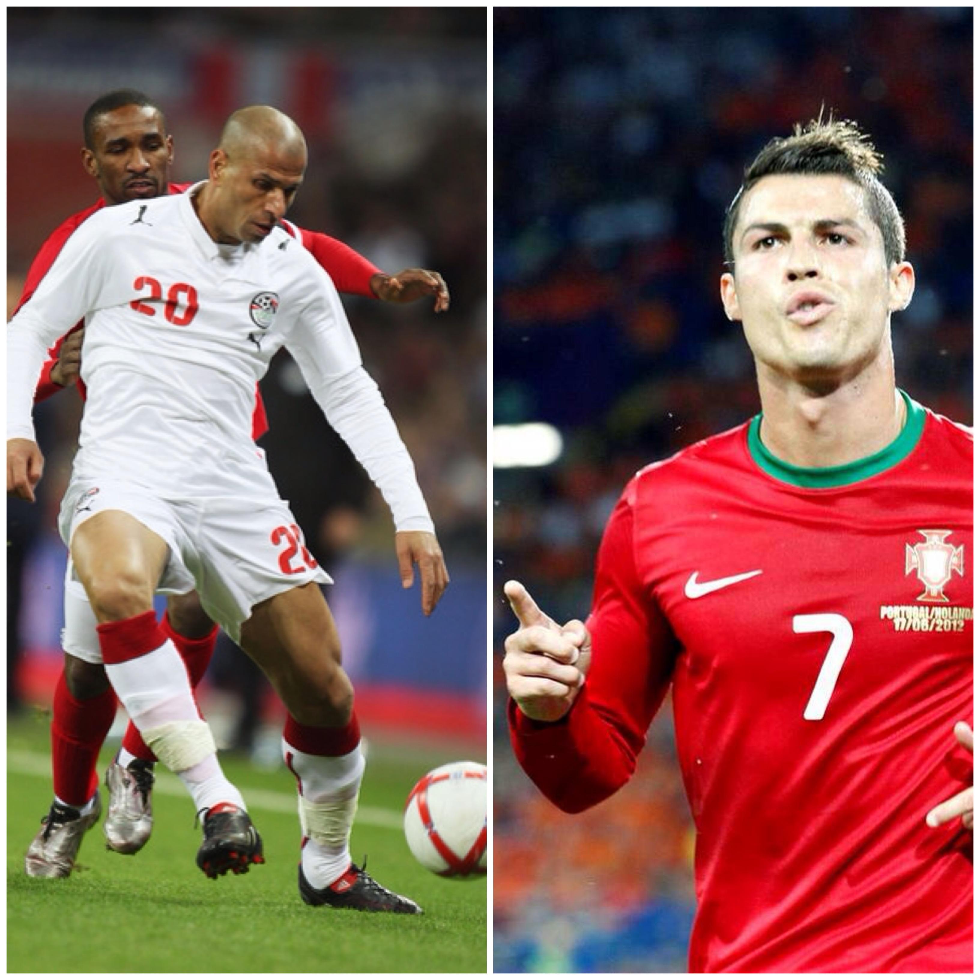Egypt vs Portugal