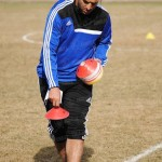 Mido training Zamalek