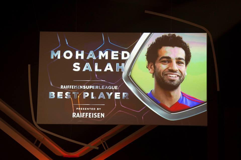 Mohamed Salah - RSL Best Player