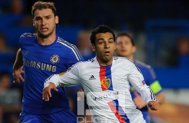 Ivanovic on Salah