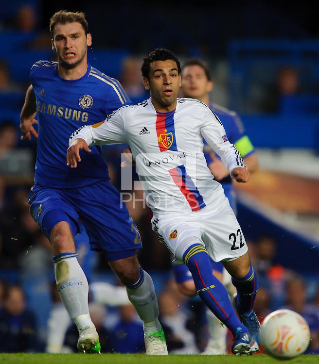 Ivanović on Salah